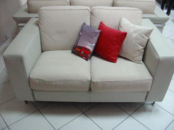 Καναπές Ares διθέσιος σε προσφορά έπιπλα Patista