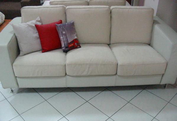 Καναπές Ares τριθέσιος σε προσφορά έπιπλα Patista